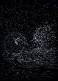 Ink Drawing   http://kerryb.imagekind.com/
