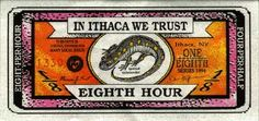 Ithaca Hours - One hour is ten dollars in Ithaca, NY