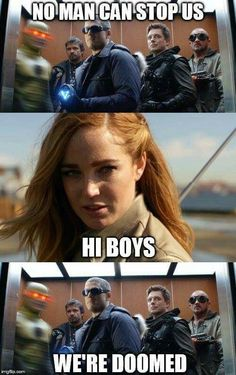 I disagree. Not even Eobard's dead ancestor could stop him. The only one to ever have stopped him was a group workout between Firestorm Green Arrow and The Flash just to CONTAIN him Arrow Funny, Arrow Memes, Superhero Shows, Superhero Memes, Legends Of Tommorow, Dc Legends Of Tomorrow, Supergirl Dc, Supergirl And Flash, Marvel Jokes