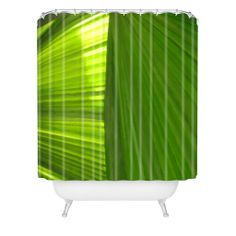 Rosie Brown Palms 2 Shower Curtain | DENY Designs Home Accessories
