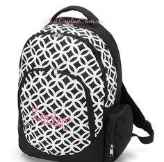 kids backpack school bag kindy personalised childs name