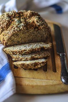 Soda bread con farina integrale