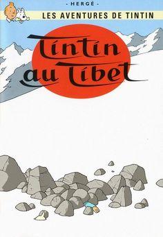 Les Aventures de Tintin - Album Imaginaire - Tintin au Tibet