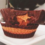 Healthy Girl Peanut Butter Cup