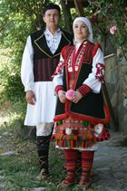 Επισκοπή Νάουσας (ανδρική) - Ανταρτικό (Γυναικεία) Greek Traditional Dress, Greek Culture, Folk Costume, Macedonia, Southern Prep, Greece, Greek Costumes, Albania, Collection