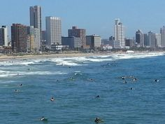 Durban Kwazulu Natal, Old And New, South Africa, New York Skyline, Cities, African, Country, Places, Sweet