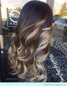 SILVERY+BLONDE+HIGHLIGHTS