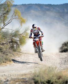 """""""Marc Coma_KTM 450 EXC"""" by Rodrigo Garrido, via 500px."""