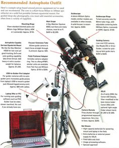 Homemade Equatorial Mount Diy Astrophotography