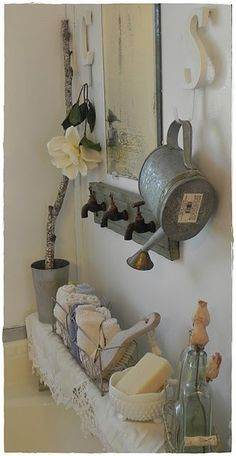 Love those old faucets ~ by elisabeth