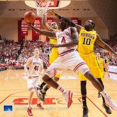 IU Hoosier basketball -- Oladipo!!