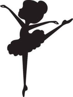 Ideas for baby diy projects cricut Ballerina Silhouette, Silhouette Art, Diy And Crafts, Crafts For Kids, Arts And Crafts, Paper Crafts, Ballerina Birthday Parties, Ballerina Party, Balerina