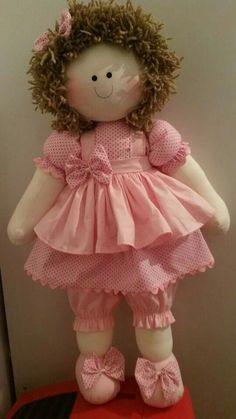 Muñeca rosa