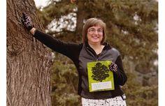 Elizabeth Withey: Edmonton author spreads love of literature on stilts (with video) Book Publishing, Spreads, Authors, Literacy, Literature, Meet, School, Books, Literatura