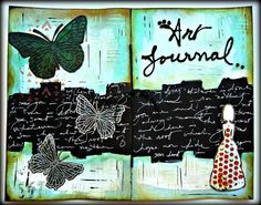 art journal - Bolton House: The Collins Group Tradeshow