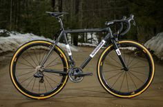 Independent Fabrication - Custom Bicycles. Handmade in the USA. - Corvid Cross