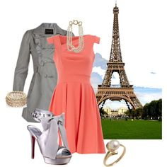 My Paris outfit for when I go back, created by stephanie-beauregard on Polyvore