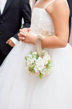 Adorable Flower Girls Dresses & Accessories | BridalGuide
