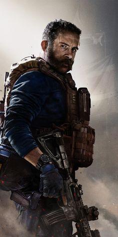 Call of Duty: Modern Warfare, 2019 game, soldier, 1080x2160 wallpaper