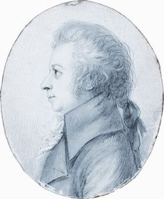 Mozart by Doris Stock, Dresden in April, 1789
