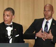 Über Obamas Politik kann mich sich trefflich streiten – über seinen Humor nicht. Den bewies er jetzt wieder am White House Correspondents' Dinner.