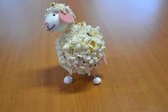 Výsledek obrázku pro velikonoční tvoření ovečka