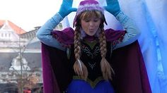 [UPCLOSE HD] FULL Frozen Musical Live Show - Disney California Adventure - Opening Day - YouTube