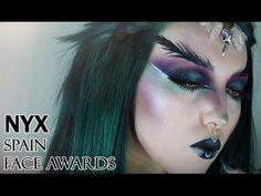 "NYX Spain Face Awards (Winner 2015!!) || ""Nix"" Diosa de la Noche. #NYXspainFaceAwards - YouTube"
