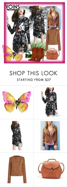 """""""Yoins-II/2"""" by nihada-niky ❤ liked on Polyvore featuring мода, MustHave, fall2015 и yoins"""