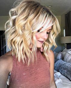 Hair and Short hair styles « Fast Hairstyles+ Hairstyles Haircuts, Straight Hairstyles, Medium Wavy Hairstyles, Short Wavy Haircuts, Layered Hairstyles, Medium Hair Styles, Curly Hair Styles, Short Styles, Pinterest Hair