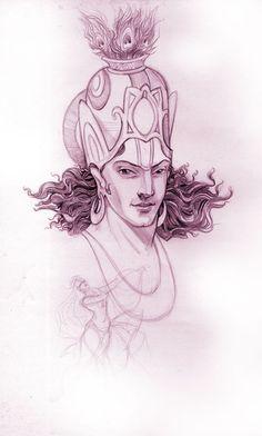 Krishna from Krishna Defender of Dharma