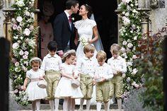 Pippa Middleton: Warum wir bei ihren Hochzeitsfotos ein Dejá-Vu haben