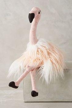Anthropologie Flavia Flamingo