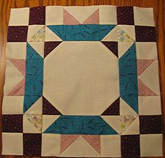 Mountain Quiltworks: Sew Sweet Simplicity Giveaway and Block #2