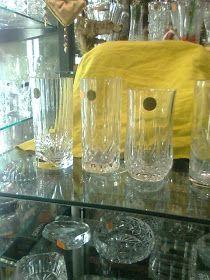 COPAS Y VASOS PERU: COPAS DE CRISTAL - VENTA Vases, Bohemia, Puertas, Crystals, Games