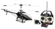 Co-axial Remote Control Rc Helicopter w/ Built in Gyro (colors may vary) by Double Horse. $43.85