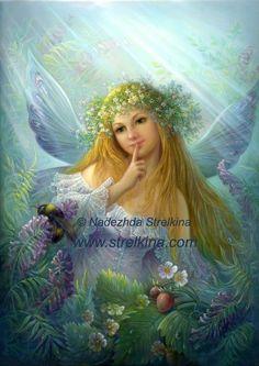 Fairy by ~Fantasy-fairy-angel on deviantART