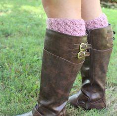 Wool Boot Cuffs - Cr