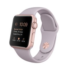 Apple Watch Sport - Rose Gold Aluminum Case with Sport Bracelet ., Incredibly Incredibly Apple Watch Sport - Rose Gold Aluminum Case with Sport Bracelet .,Incredibly Apple Watch Sport - Rose Gold Aluminum Case with Sport Brace. Apple Watch 38mm, Buy Apple Watch, Rose Gold Apple Watch, Apple Watch Series, Apple Watch Bands, Apple Band, Sport Watches, Cool Watches, Women's Watches