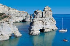 Milos, Greece KLEFTIKO