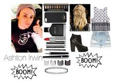 """""""Ashton Irwin"""" by style-and-beauty ❤ liked on Polyvore"""