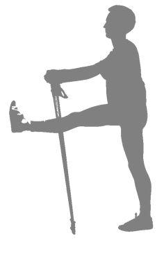 Les fiches techniques - www.marche-nordique.net Stretches, Exercises, Nordic Walking, Walking Exercise, Rando, Trekking, Hiking, Wellness, Train