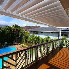 Tropical Porch By EcoShade™ | Patio Roofs   General Roofing Systems Canada  (GRS)