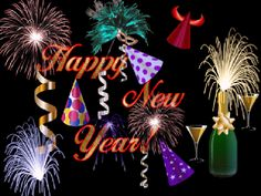 New Year 2017 Animated Images
