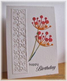 memory box happy birthday dies card images - Google Search