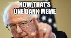 Can Bernie Sanders' Dank Meme Stash Swing the Election?
