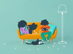 Growing Family by Beast Collective #Design Popular #Dribbble #shots