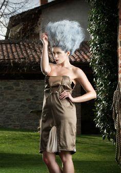 ChiffonDress Gabrielladeplano Fashion Design - StrCturEs SS 2014