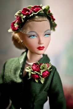 Gene Marshall Doll 1950s look