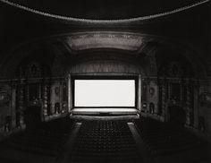 Hiroshi Sugimoto, U.A. Walker Theatre, Ne York, 1978